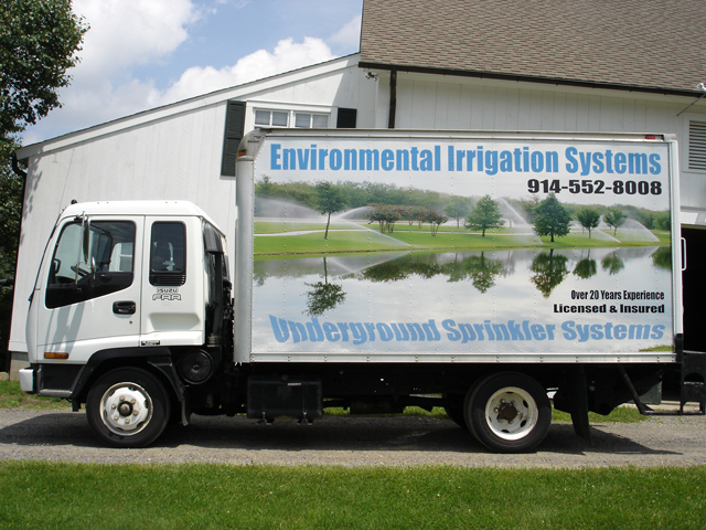 Enviromental Irrigation System